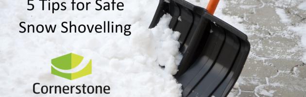safe snow shoveling back pain physiotherapy toronto