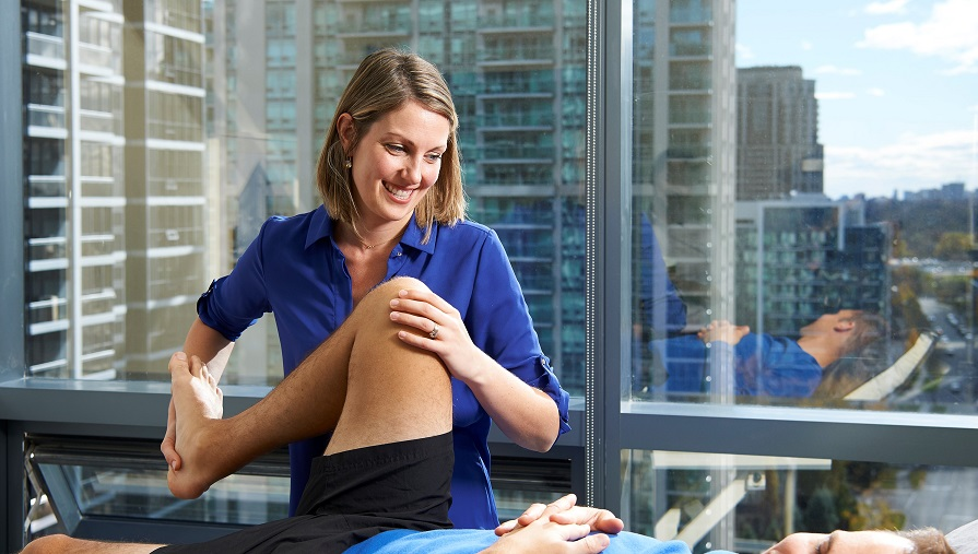 find best physiotherapist toronto
