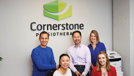 Cornerstone Physiotherapy Team