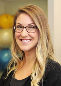 laura panta, cornerstone physiotherapy receptionist in Toronto