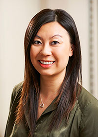 shirley chau, cornerstone physiotherapy office manager