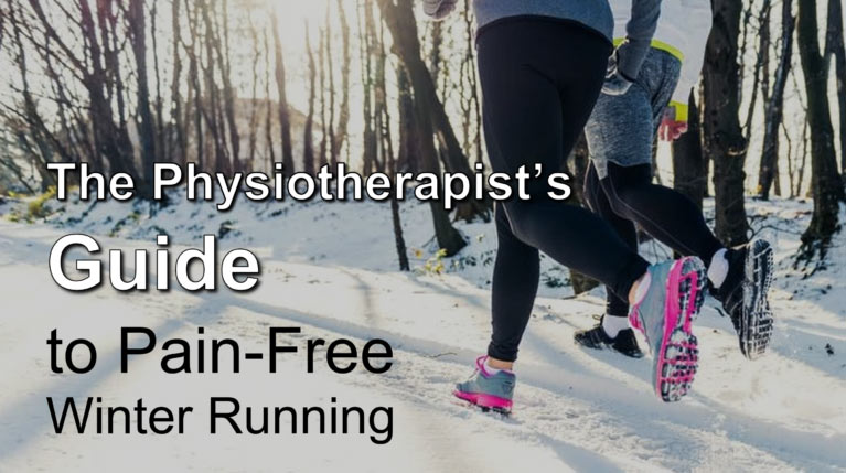 winter running, running tips, physiotherapy running, running guide, run without pain
