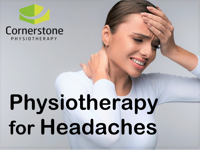 physiotherapy for headaches, treatment for headaches, neck headaches, cervicogenic headaches