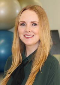 sara shields receptionist at Cornerstone physiotherapy in Toronto