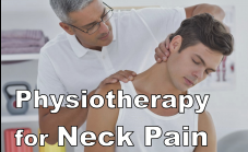 physiotherapy for neck pain, physical therapy for neck pain, neck pain physiotherapist, neck pain treatment,