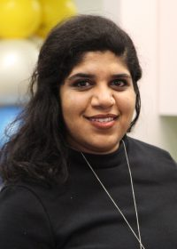 sumayyah receptionist at Cornerstone Physiotherapy clinic in Toronto