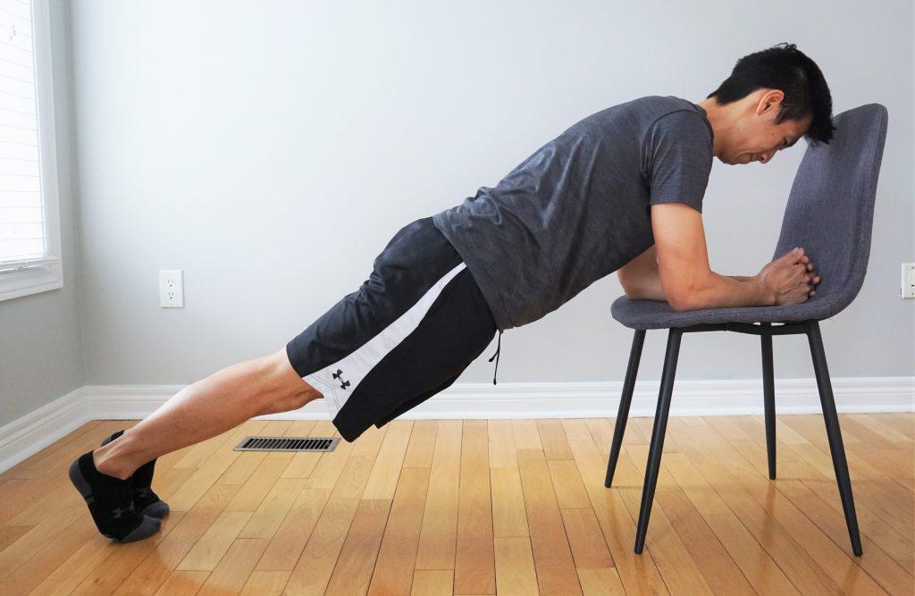 Chair - Plank
