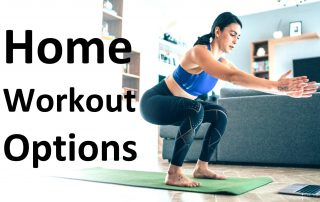 home workout options